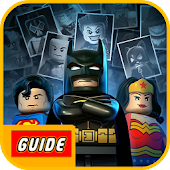 Guide for LEGO DC Super Heroes