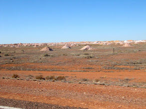 Photo: Year 2 Day 220 -  More Mine Hills, As Far As You Can See