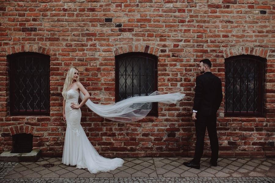 Wedding photographer Agnieszka Gofron (agnieszkagofron). Photo of 03.12.2019