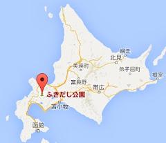 地図:ふきだし公園