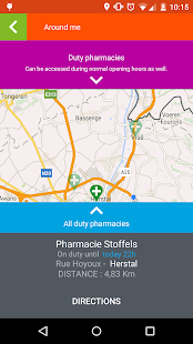 Pharmacie.be- screenshot thumbnail
