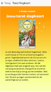 Gratis Tarot, Orakels & Horoscopen- screenshot thumbnail