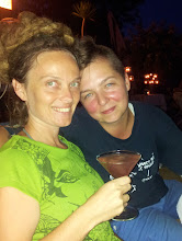 Photo: cocktails on the beach