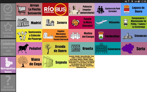 Bus Pucela 🚍 Valladolid Bus- screenshot thumbnail