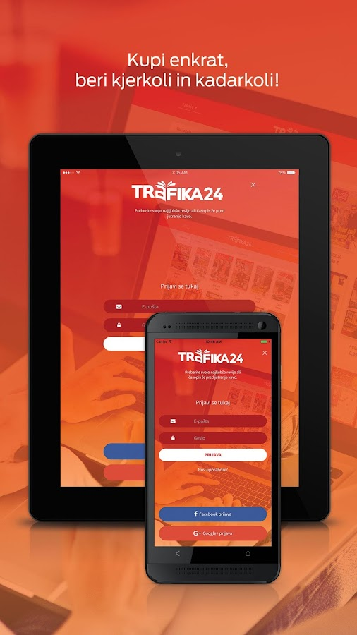 Trafika24- screenshot