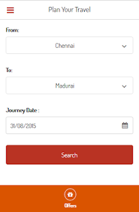 Amarnath Travels - Bus Tickets- screenshot thumbnail