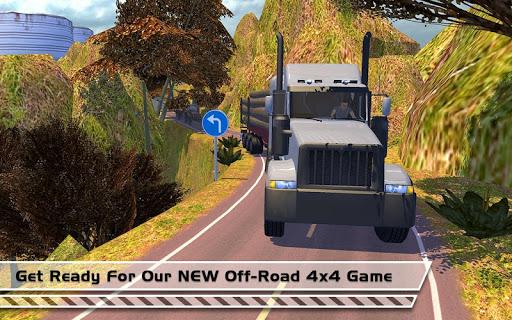 越野吉普车:山驱动程序3