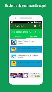 App Backup Share & Restore- screenshot thumbnail