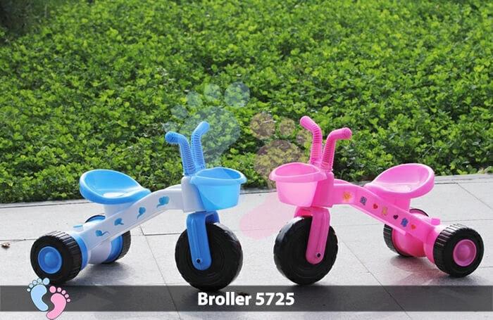 Xe đạp 3 bánh trẻ em Broller XD3-5725 2