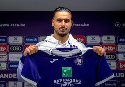 Nacer Chadli confie ce qui l'a poussé à rejoindre Anderlecht et évoque sa polyvalence