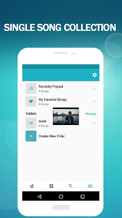 Candy Music - Stream Music Player for YouTube 1.2.5 screenshot 2092652