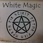 White Magic spells and rituals icon