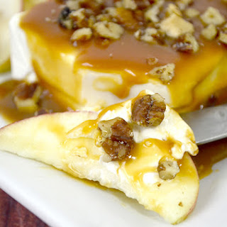 Salted Caramel Cream Cheese Spread