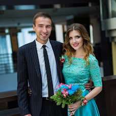Wedding photographer Dmitriy Odincov (odintsov). Photo of 03.07.2016