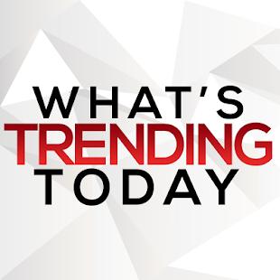 Trending News App - náhled