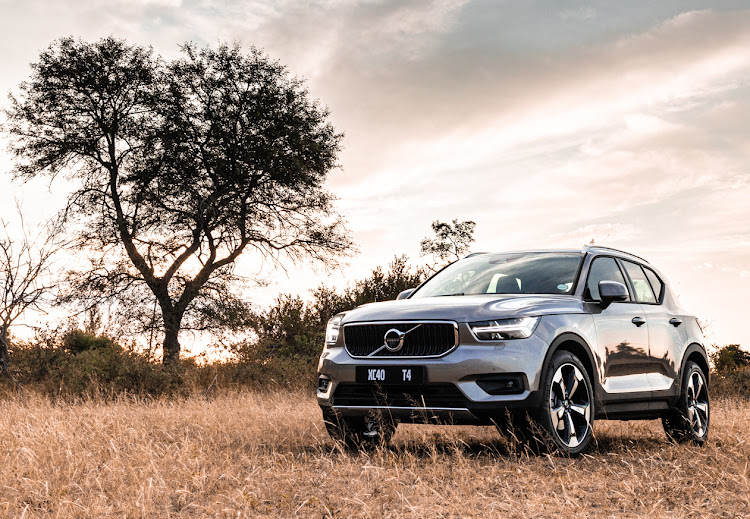 Pricing for the new XC40 T4 starts at R654,580.