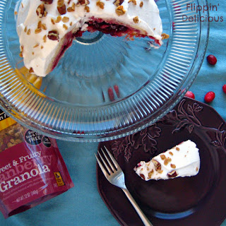 Gluten-Free Cranberry Pudding Cake