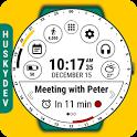 Calendar Watch Face (by HuskyDEV) icon