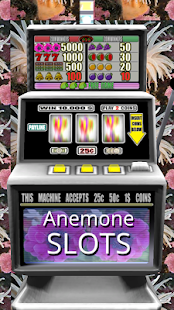 3D Anemone Slots - náhled