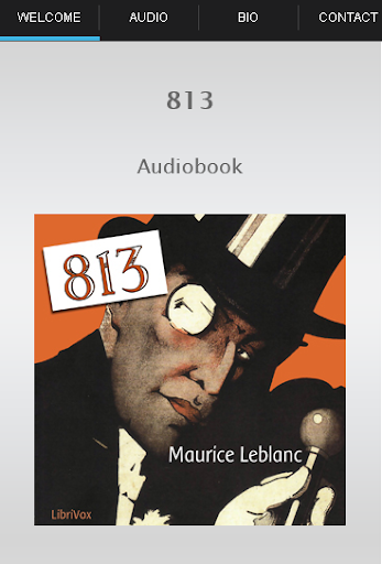 813 Audiobook