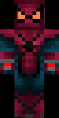skin of minecraft