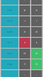 Math Game For All APK screenshot thumbnail 5