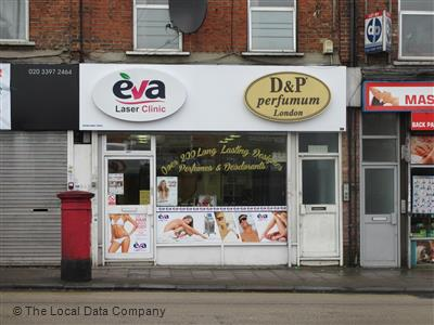D P Perfumum On Green Lanes Beauty Products In Harringay London