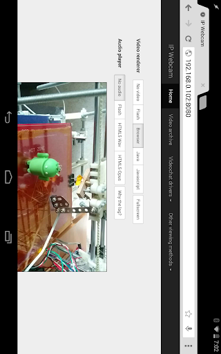 IP Webcam screenshot 9