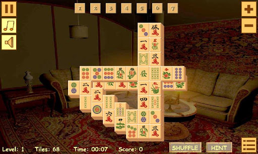 Mahjong 2 Screenshot
