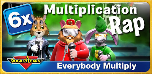 Multiplication Rap 6x - Apps on Google Play