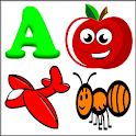Kids Alphabet And Words icon
