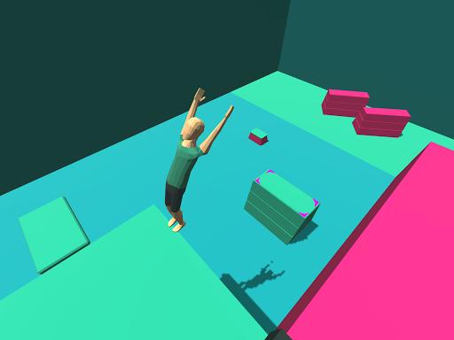 Flip Trickster - Parkour Simulator  screenshots 15