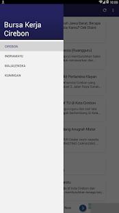 Bursa Kerja Cirebon - náhled