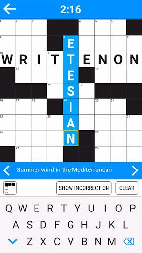 Crossword 2020  screenshots 3