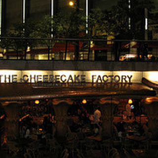 Cheesecake Factory Craig's Crazy Carrot Cake Cheesecake
