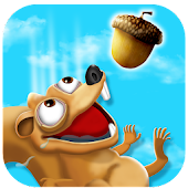 Jumping Squirrel Kids Games