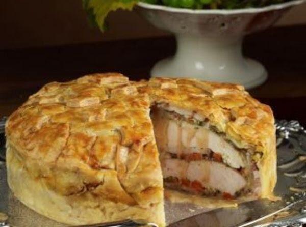 Blue Award Yorkshire Pie Recipe