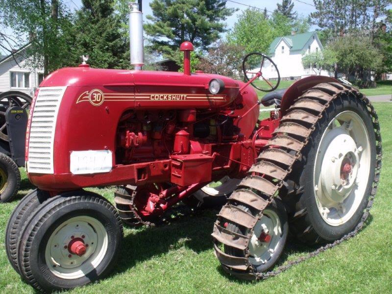 Mellen Tractor Show May 30, 2014