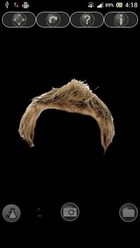 Men Hair Style Photo Maker
