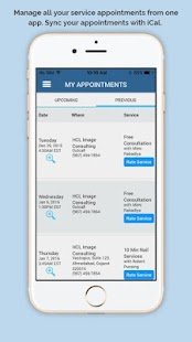 Consumer Appointment Manager- screenshot thumbnail