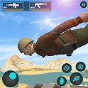 Critical Survival Desert Shooting Game icon