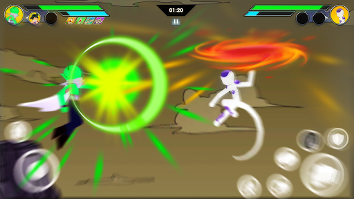 Battle Stick Dragon: Tournament Legend  screenshots 7