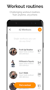 App Madbarz - Bodyweight Workouts APK for Windows Phone