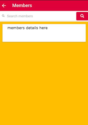 Ramani Parivar Directory 0.0.1 screenshots 3
