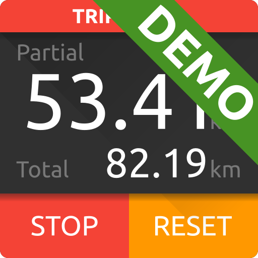 Off-road Tripmeter (DEMO) 遊戲 App LOGO-硬是要APP