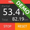 Tripmeter Off-road (DEMO) icon