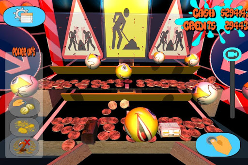 Penny Arcade Coin Dozer cash  screenshots 23