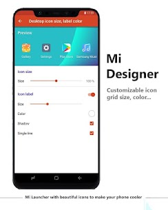 Mi Launcher – Theme & Launcher for Xiaomi 3