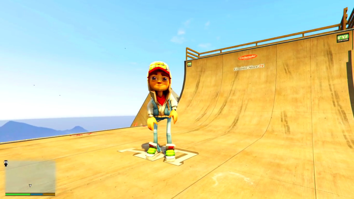 Deliplays For Subway Surf Trick Run- screenshot