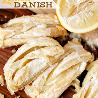 So Easy Lemon Danish.